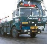 * TRANSPORT EXCEPTIONNEL / Nederlands zwaar & byzonder transport van vroeger en nu