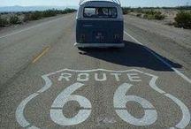 ☮ Hippie Van