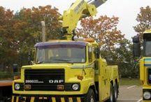 * BERGINGS TRUCKS / Nederlandse bergings trucks