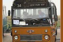 * Bussen & Touringcars / Nederlandse streek & stadbussen, en Nederlandse Touringcars Die wat jaartjes ouder zijn.