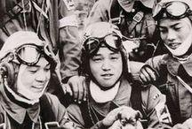✴ WW II - PACIFIC / Na Pearl Harbour America Betrokken bij WW II. Ook Japan verklaard America de oorlog.