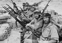 ✴ WW II - AFRICA / Africa ontkomt ook niet aan WW II