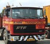 * A. HAK Transporten / Wegtransport