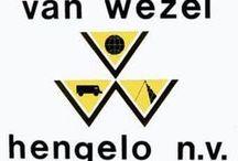 * VAN WEZEL / Van WEZEL Hengelo is opgericht in 1845 en stond in 1971 mede aan de basis van MAMMOET.