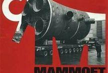 * MAMMOET - STOOF (1971 -1996 ) transport / MAMMOET is in 1971 opgericht door een fusie tussen GOEDKOOP Amsterdam, VAN WEZEL Hengelo en STOOF BREDA