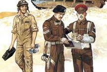✴ WW II - UNIFORMS