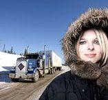 * ICE ROAD TRUCKERS / Wegtransport