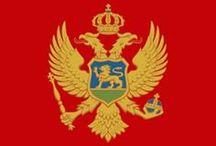 (Europe) MONTENEGRO / Montenegro is een land op de Balkan. Het ligt aan de Adriatische Zee tegenover Italië en grenst, vanaf de zee met de klok mee, aan Kroatië, Bosnië en Herzegovina, Servië, Kosovo en Albanië. De Montenegrijnse hoofdstad is Podgorica.