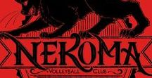 Nekoma High Volleyball team