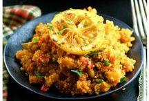 Quinoa For Dinner