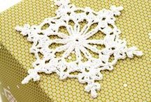 Ongoing Projects - Snowflakes / Crochet snowflake patterns