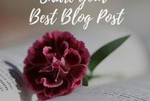 Share Your Best Blog Post! / A group board for every niche. RULES: VERTICAL PINS ONLY, No post limit, just spread out your pins + share a pin for every pin. WANT TO JOIN? Follow me and send me a message here on Pinterest so I can add you. No SPAMMING please!
