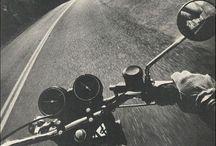 Une virée en moto