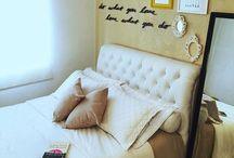 Room / Decoração cores neutras
