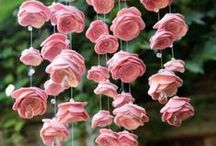 Flowers / Handmade flowers