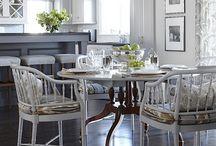 :DINING ROOM: