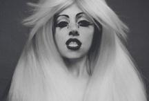 // Lady Gaga / by Christiane Stuk
