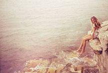 sunshine and seabreezes / by Olivia Caron