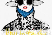 fashion week archives / by anthea