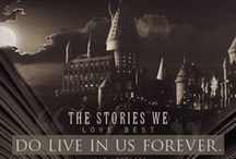 Harry Potter / by Sarah Myers