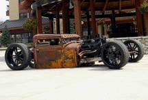 Rat Rods are cool / by Aaron Lancaster