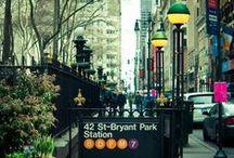I love NY / by Deirdre Oneill