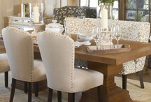 Dining room redo / by Tiffany Mattison