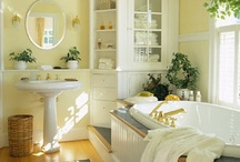 bathroom ideas / by Tiffany Mattison