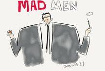 mad men world / by anthea