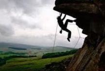 {Climbing} / by Jade Gabrielle