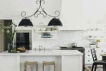 Kitchen Ideas / Kitchen interior and furniture.