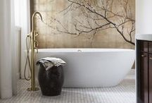 Bathroom Plans / Bathroom planning for the future home. Everything from deco to solutions in the bathroom area.