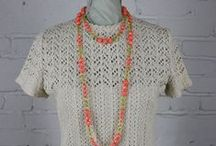 Women's Vintage Fashions from HatfeathersVintage.com / Hatfeathers Vintage is your online source for a unique collection of authentic vintage clothing and accessories for women.  Whether you want to add some retro pieces to your every day wardrobe or love to wear the classic lines of a real vintage dress for a special occasion, you'll find something wonderful and unique just for you! We offer antique pieces, plus vintage from the 40s, 50s, 60s, 70s, and 80s. / by Hatfeathers Vintage