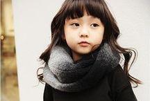 Little Fashionistas / Kids fashion.