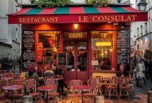 Paris is always a good idea / future vacation dreaming / by J E N N I F E R