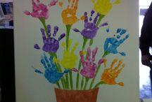 Kids crafts/ Детские поделки