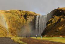 ❤️  Island / Inspirationen und Tipps zu Island. Gletscher. Feuer und Eis. Mystische Landschaften und atemberaubende Natur. Heiße Quellen. Nordlichter. Roadtrips und mehr.