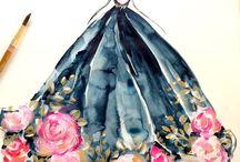 Fashion illustrious