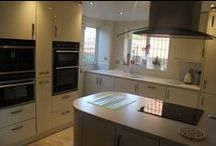 Kitchens / Completed Kitchens of our customers we have installed