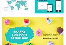 Creatives and professionals free templates PowerPoint & Google Slides Themes for your presentations / Createmplates.com