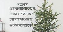 van kerstmis / De leukste kerstmis decoratie