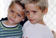 Sprouse brothers / Dylan and Cody