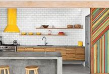 K I T C H E N / Inspiring ideas for the hardest working room in the house... the Kitchen. / by Wind and Willow Home