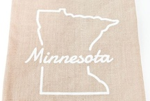 M I N N E S O T A   o r i g i n a l / Products, design and ideas from the lovely state of Minnesota. / by Wind and Willow Home