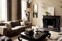 Home Decor:  Furniture & Room Design / by Connie Schultz