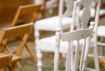 Backyard Wedding / Backyard weddings, garden weddings and outdoor weddings of all kinds.