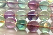 Jewelry Quest Fluorite Beads / At Jewelry Quest ...  We have a passion for beautiful quality beads.  Every strand is individually selected for  cut, clarity, and color. We have built relationships with gemstone suppliers from around the world to bring the best quality at the best price. This is our pledge to you.  Here are some of our UNIQUE QUALITY GEMSTONE BEADS.  Visit our shop for more details and purchase information: http://www.artfire.com/ext/shop/studio/JewelryQuestDesignandBeads