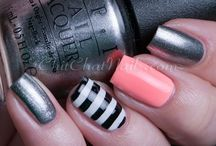 Beauty: Nail Art / by Sandee Kynerd