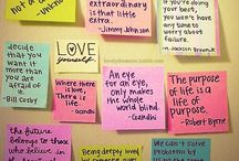 quotes / by Esther Davis