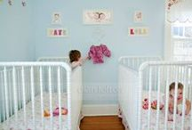 Twins Bedroom / I am a mum to twin girls and I love everything twin or multiple related. This board is inspiration for my twin girls bedroom.